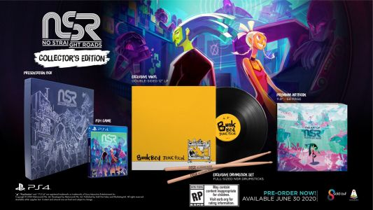 No Straight Roads Rocks to PS4 June 30, Collector's Edition Revealed