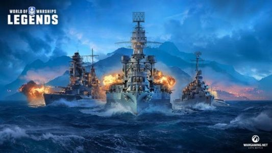 World of Warships: Legends Coming to PlayStation 4 and Xbox One