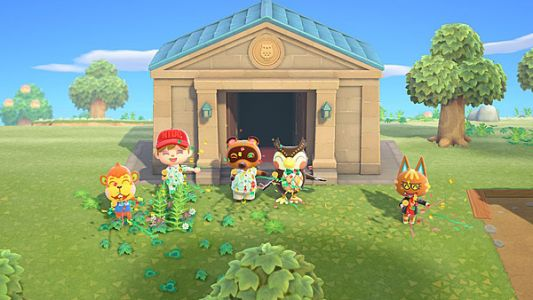 Animal Crossing: New Horizons moves 1.8 million physical units in Japan in 3 days, Switch sells 392k for the week