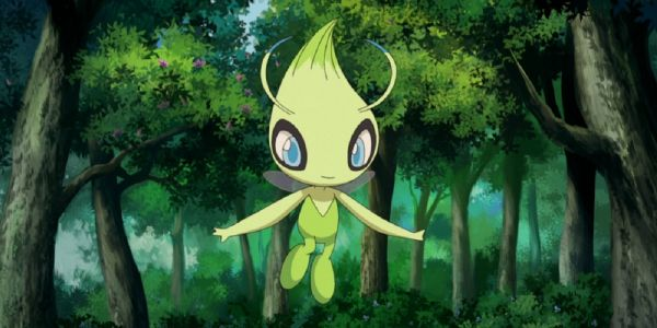 Pokemon Gold and Silver Celebi Shrine Was An Accident | Game Rant