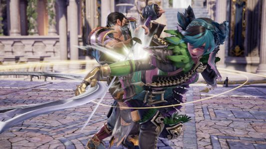 Tira Returns to the Stage of History in SoulCalibur VI