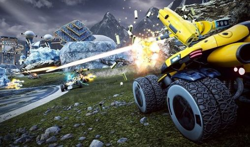 Vehicular MOBA Switchblade Enters Early Access Soon, PS Plus VIP and Founder's Packs Detailed