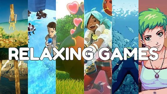 14 Relaxing Games You Can Play on PC, PS4, Xbox One, and Switch