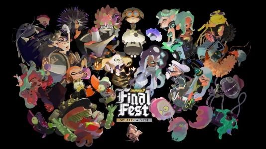 The ink has dried: Here is Splatoon 2's final splatfest result
