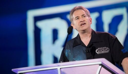 Blizzard co-founders Mike Morhaime and Allen Adham bonded over a computer prank