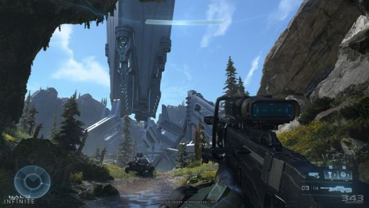 New Details Emerge On The World Of Halo Infinite