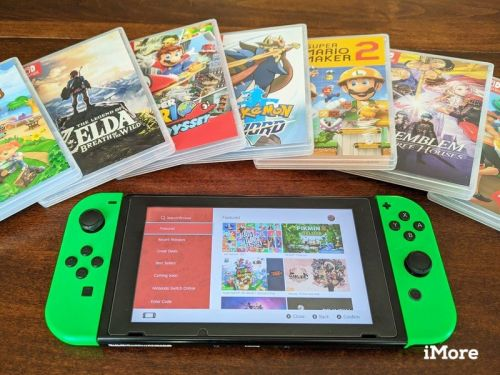 Best Cyber Monday Nintendo Switch game deals 2020
