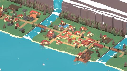 The Bonfire 2: Uncharted Shores is a strategy-survival game coming to iOS this month