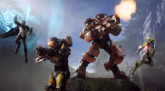 Anthem - Cosmetic Microtransactions and Shard Prices Revealed
