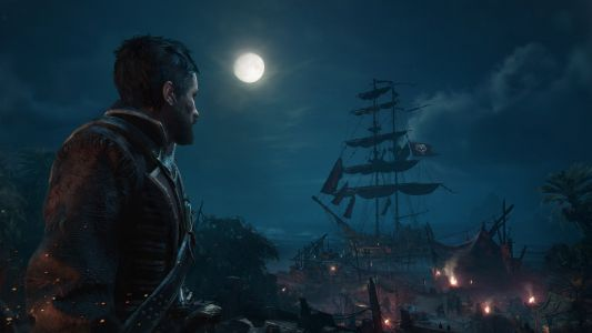 Skull and Bones anchored down, delayed again