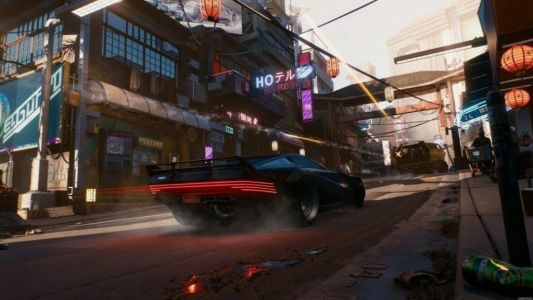 Cyberpunk 2077's Design Allows For Different Incarnations of V Which In Turn Allows Varying Paths