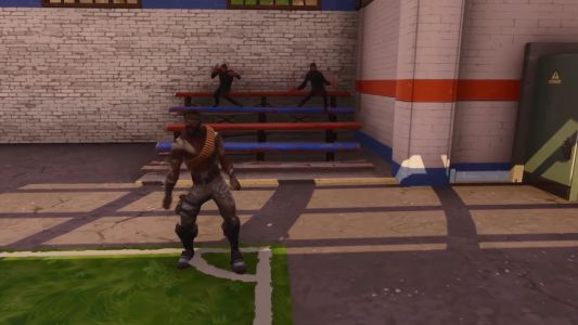 Check Out Childish Gambino's This Is America Done With Fortnite Assets