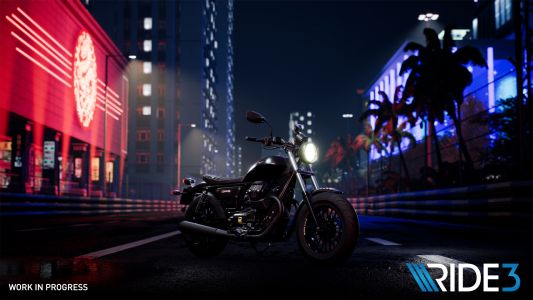 Ride 3 Announced for PC, PS4, and Xbox One