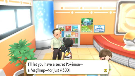 Pokemon Let's Go: where to find gift Pokemon NPCs for free additions to your Pokedex