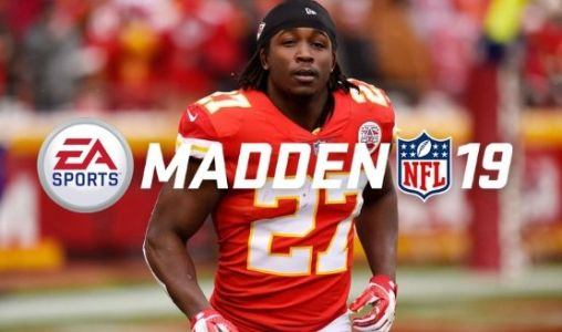 Kareem Hunt Cut IRL and in Madden 19 Following Assault Video