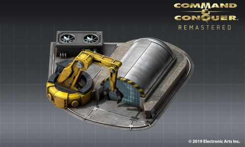 Command & Conquer Remastered shows off updated visuals