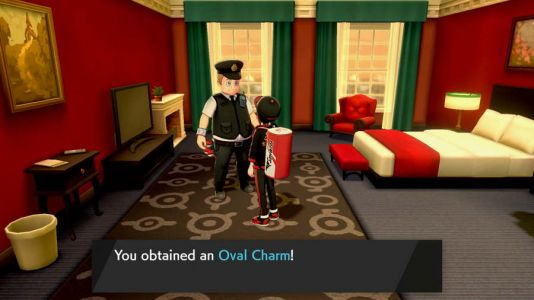 Where To Get The Oval Charm In Pokemon Sword & Shield