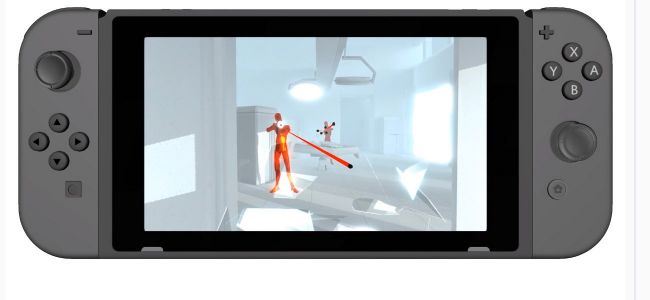 One of the best games of the past few years, Superhot, is coming to Switch today