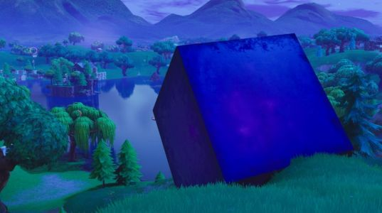 Fortnite Glitch Reveals Mystery Cube Destination?