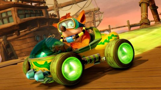 New update hoping to hit the gas on Switch's Crash Team Racing load times