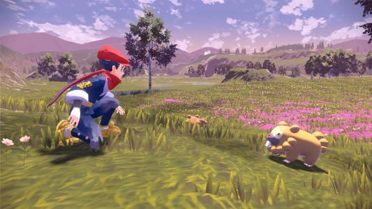 Pokemon Legends has incredible potential as a spin-off secondary series