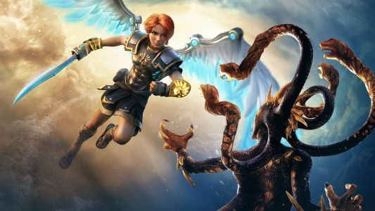 Prime Gaming offers exclusive content for Immortals Fenyx Rising this month