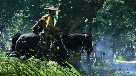 Ghost of Tsushima is $45 in PlayStation's Games of a Generation sale