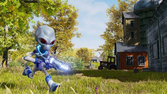 Destroy All Humans! Remake is Coming to Switch This June