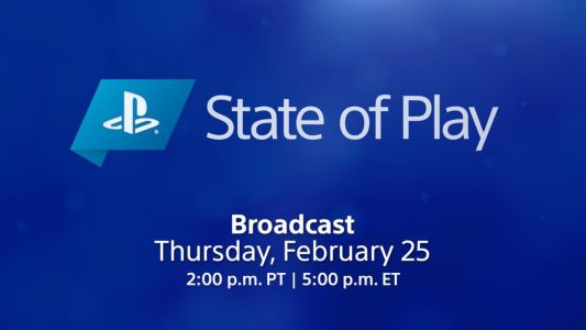 State of Play set for February 25 featuring updates and deep dives on 10 games coming to PS5 and PS4