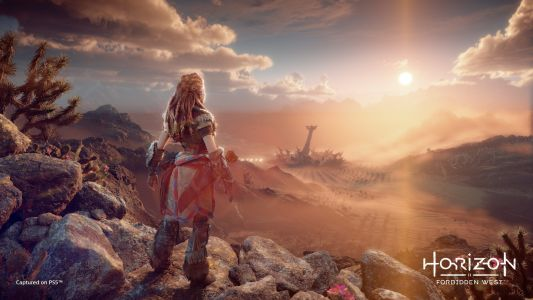 "Sony ""Feeling Pretty Good"" About Horizon Forbidden West Launching in 2021"