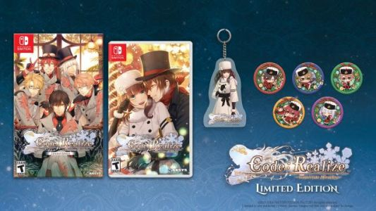 Code: Realize ~Wintertide Miracles~ Launches for Switch in Early 2021