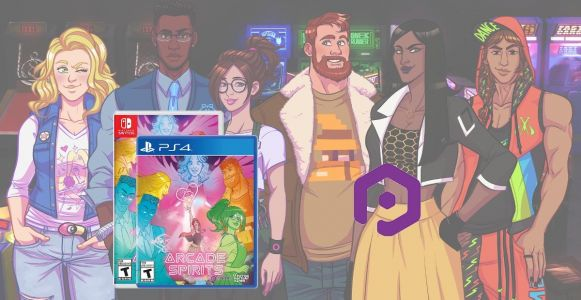 Contest: Win a physical copy of Arcade Spirits for Switch or PS4