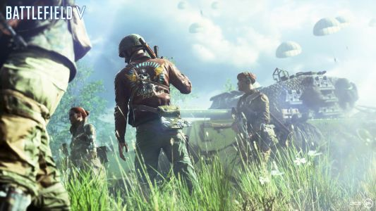 Battlefield 5's battle royale mode isn't being made by DICE