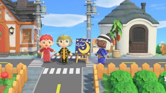 During isolation, Muslims turn to Animal Crossing to celebrate Eid