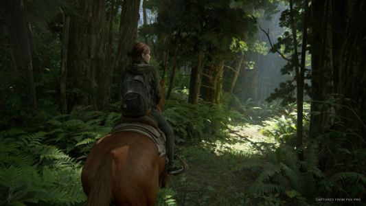 Naughty Dog Shows Tantalizing New Glimpse At The Last Of Us Part II