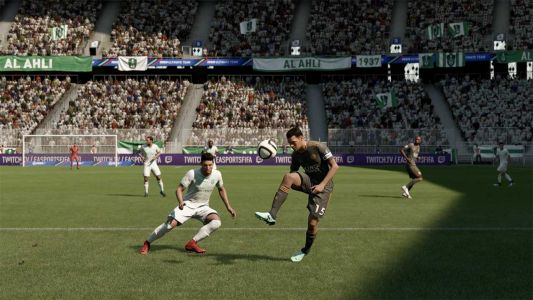 FIFA 19 How to Use Active Touch