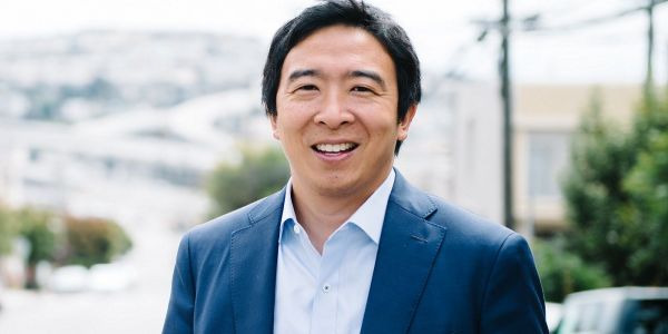 Andrew Yang Fighting Game Features Donald Trump Boss Fight