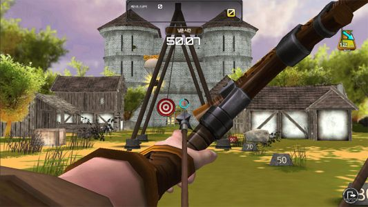 10 best archery games for Android!