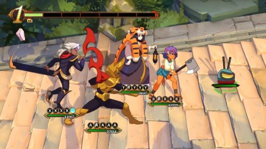 Indivisible update brings New Game Plus and Couch Co-Op modes