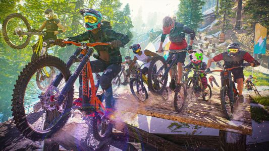 Riders Republic will miss its February 25 release, delayed to later this year