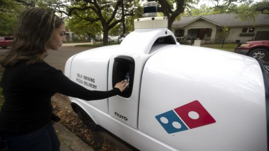 Domino's Begins Autonomous Pizza Delivery