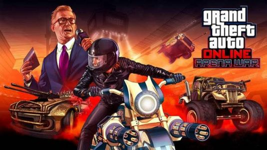 GTA Online: Arena War Now Available