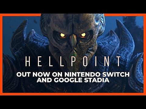 Hellpoint Arrives on Nintendo Switch and Google Stadia