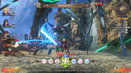 Xenoblade Chronicles Definitive Edition review: a strong new version of a modern classic