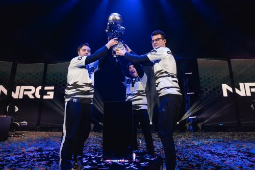 NRG imported one of Rocket League's biggest superstars and now they're finally world champions