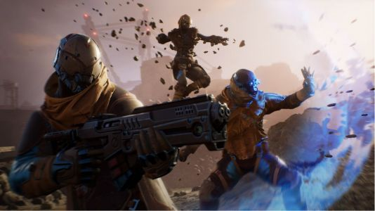 Outriders hands-on preview: Intriguing hodgepodge of looter-shooter fundamentals