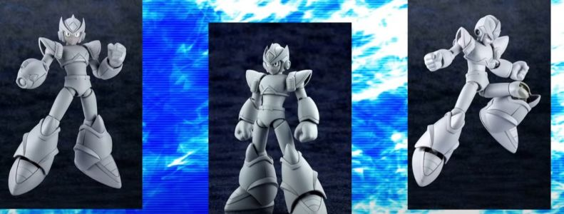 Mega Man X and Battle Network live on in these new official models