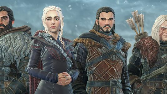 Gacha RPG Game of Thrones: Beyond the Wall launches on mobile