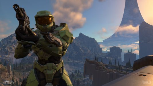 A New Halo Infinite Trailer Is Being Teased