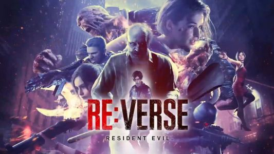 Resident Evil Re:Verse Announced - Multiplayer Deathmatch With Iconic Maps And Characters